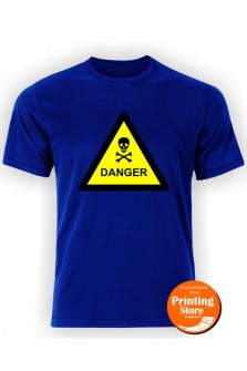 T-shirt danger