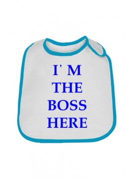 Σαλιάρες Dummy I'm The Boss