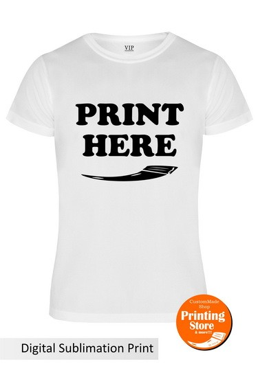 T-Shirt Sublimation camira