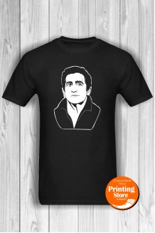 T-shirt Jake Gyllenhaal Black